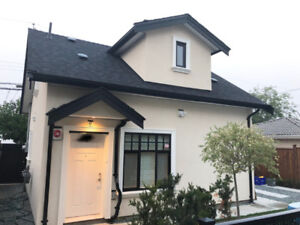 Vancouver Brand New 2 Beds &1.5 Bath Laneway House for Rent