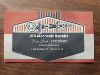 Mobile Certified Diesel Mechanic