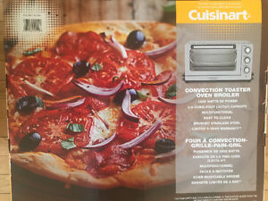 Brand New Convection Toaster Oven Broiler