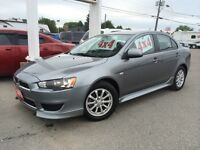 2013 Mitsubishi Lancer SE ALL WHEEL DRIVE!!! FOR ONLY $18 995!!