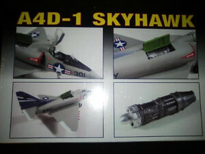 A4D-1 Skyhawk Model - Brand New in Box London Ontario image 2