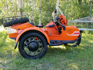 2013 Ural 2wd LE- YAMAL Gear-up edition