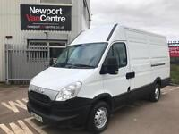 2014 63 IVECO-FORD DAILY S CLASS 2.3TD 35S13V MWB