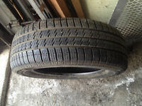 1 PNEU / 1 ALL SEASON TIRE 195/60/15 CONTINENTAL