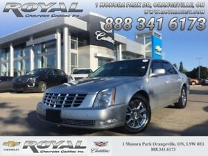 2010 Cadillac DTS Base  - Leather Seats -  Remote Start