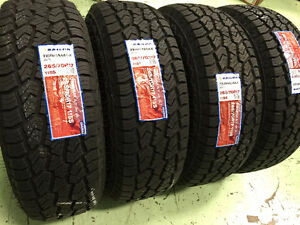 LT265/70R17 All Terrain Tire (10 Ply Tires)   ***********BLOW OUT SALE************ Calgary Alberta Preview