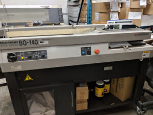 Horizon BQ-140 Book Binder - Printing Equipment