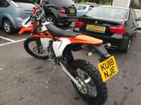 2018 (18) KTM 500 Exc F Road Legal Motocross Bike ** Brand New Only Used Twice *