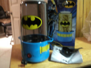 machine à maïs soufflé Batman stir