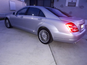 2010 Mercedes S-550 Luxury, LWB, 4Matic