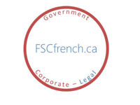 Government French Level - Niveau C - Oral - Online Course