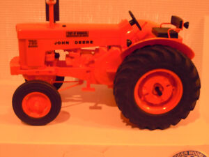 Toy Tractor - Collectible Toy - John Deere 730 Industrial