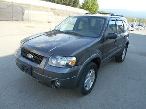 2006 Ford Escape AWD Auto Only 126000km Great Deal