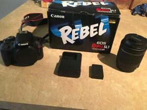 Canon SL1 Kit 18-55mm (NEUF) (NEGOCIABLE)