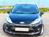 Ford Fiesta 1.6 ( 120ps ) 2011MY Zetec S