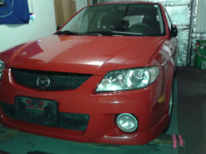 2002 Mazda Protoge 5