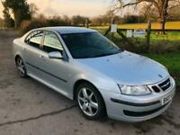 2007 Saab 9-3 1.9TiD ( 120ps ) MOT Till January 2022 - Free Delivery