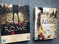 Rome, series 1 & 2 box sets