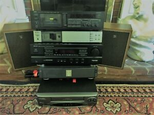 Various Tape, Stereo, Surround Audio Systems