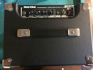 "Hartke HD25 25-Watt 8"" Bass Combo Amp"