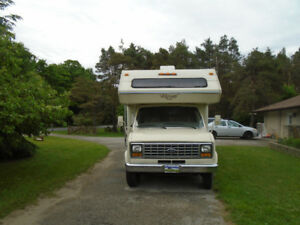 1986 Royal Camper Van