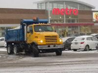 Machine Operators, Sidewalk Labour, Salt Truck Drivers
