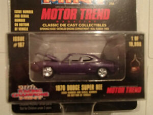 Racing Champions Diecast Collectible 1970 Dodge Super Bee Sarnia Sarnia Area image 3