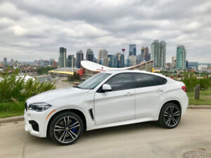 2016 BMW X6 M  l  B&O Stereo  l  FULL Leather Interior