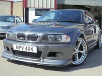 2003 BMW 3 SERIES M3AC M3 SCHNITZER AC3S MANUAL COUPE PETROL