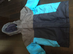 Children's place 3 in 1 winter jacket - size med- 7-8