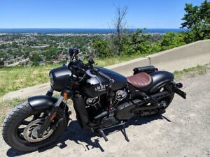 2019 Indian Scout Bobber Thunder Black ABS