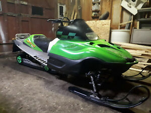 Sled for trade