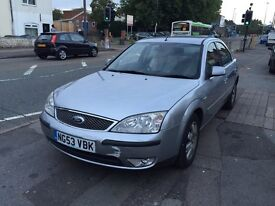 Ford Mondeo 2.0 Automatic only 77k miles