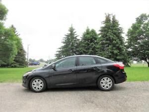 2014 Ford Focus SE Sedan- Automatic w/ Just 87K!! ($53/ weekly)