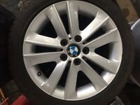 Bmw 17 inch alloys