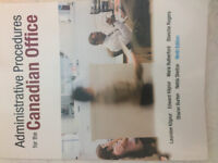 Administrative Procedures for the Canadian Office - 9th Edition