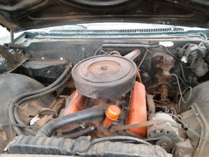 Looking for a 283 V8 engine.
