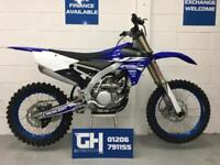 USED 2018 YAMAHA YZ250F | EXCELLENT CONDITION | STANDARD CONDITION
