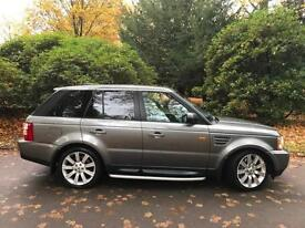 2009 Land Rover Range Rover Sport 3.6TD V8 Auto HSE A Family Business Est 18 Yea