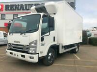 Ready to roll Isuzu Truck N75.190 MWB Refrigerated Freezer Body