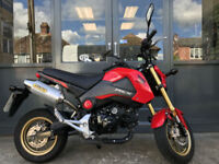 Honda MSX125 / Grom 125 / Nationwide Delivery / Finance