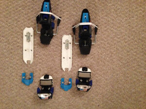 Marker Squire 11 2015 Bindings - Used Minimally