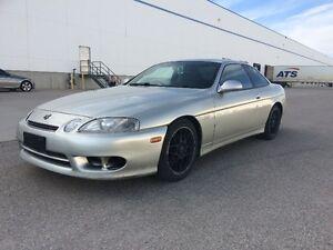 1998 Toyota Soarer GT-T 5MT 1JZ VVT-i
