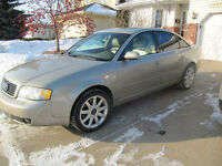 Audi A6 LOADED LEATHER AWD SUNROOF  MINT!