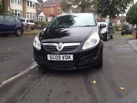 2009 VAUXHALL CORSA 1.3 CDTI ECOFLEX LONG MOT CHEAP TAX