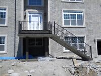 Concrete Driveways and steps