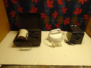 ELECTRIC KETTLES/ COFFEE MAKER and TOASTER