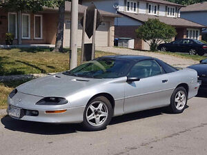 1997 Chevrolet Camaro V6RS 30TH ANNIVERSARY Coupe (2 door)