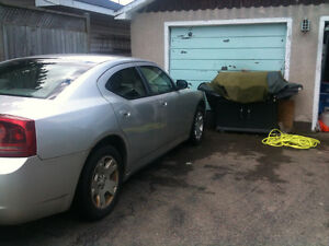 2007 Dodge Charger as is good shape Sedan