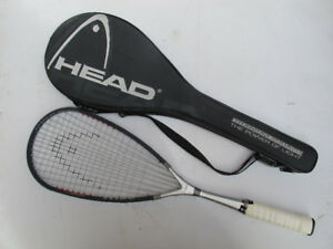 HEAD Ti.150 PowerZone Titanium Squash Racket 175 grams